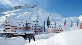 Arlberg 1800 Resort Hotel St Christoph