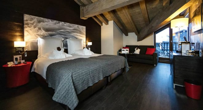 Hotel Avenue Lodge Val d'Isere
