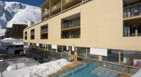 The Crystal Hotel Obergurgl