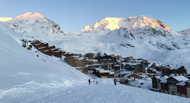 Val Thorens Three Valleys