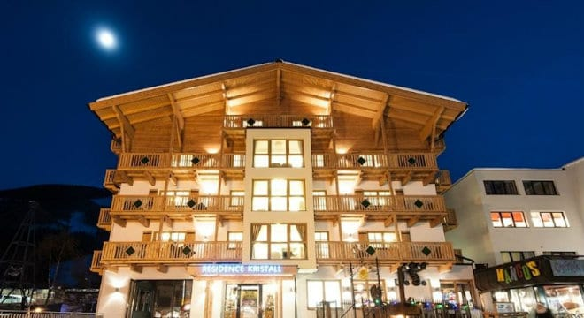 Appartements Residence Saalbach