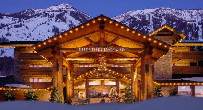 Snake River Lodge Exterior 660X360