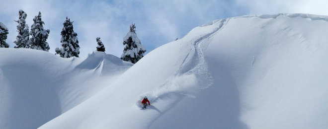 Mount Baker Backcountry Skiing 660X260