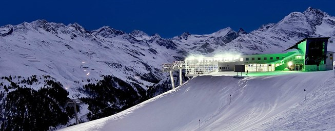 St Anton am Arlberg Galzig Night 660x260