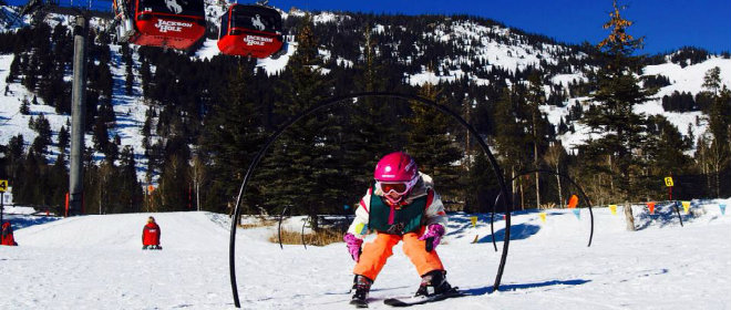 Jackson Hole Beginner Skiing 660X260