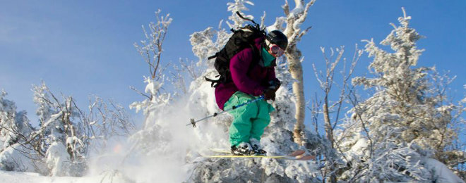 Whiteface Expert Skiing 660X260