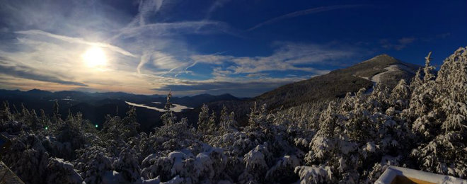 Whiteface Ski Area 660X260