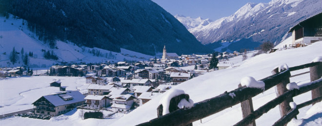 Stubai Village Neustift 660x260