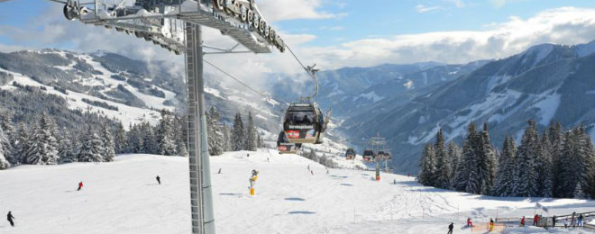 Saalbach Ski Lifts 660x260