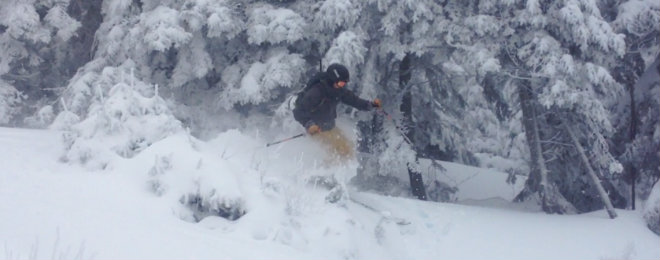 Mad River Glen Expert Skiing 660X360