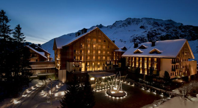 The Chedi Andermatt Ext. 660x360