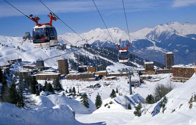 La Plagne Ski Lifts