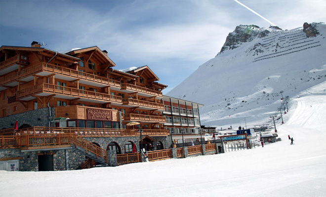 Tignes Lodging Accommodation