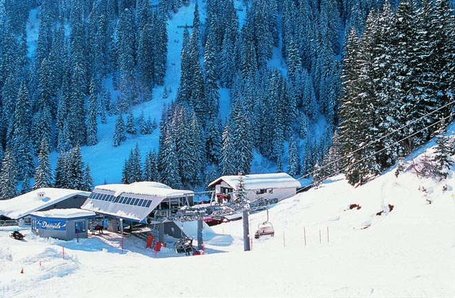 Demuls-Mellau Lift Station