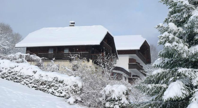 Pension Ronacherhof Bad Kleinkirchheim